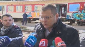Полицията издирва свидетели на саморазправата във влака Пловдив - София