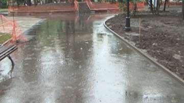 Тази вечер и утре има вероятност за локални поройни наводнения