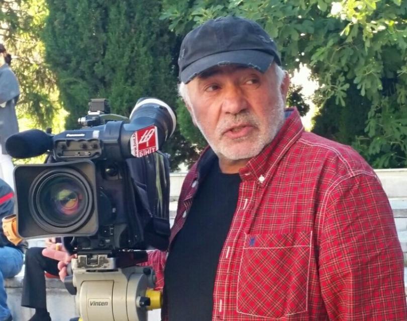 почина дългогодишният оператор режисьор бнт валентин гоневски