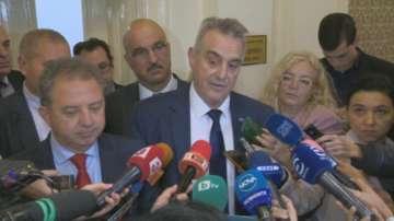НФСБ ще поискат оставката на Волен Сидеров като председател на ПГ на ОП