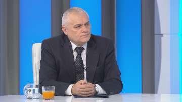 Валентин Радев: Нулев е имиграционният натиск по границата