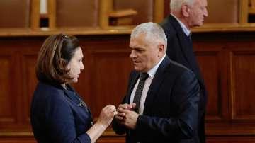 Вътрешният министър ще отговаря на депутатите за състоянието на границата