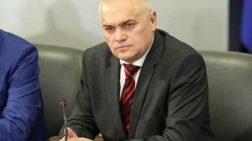 Валентин Радев: Увеличение на полицейските заплати може да има от догодина