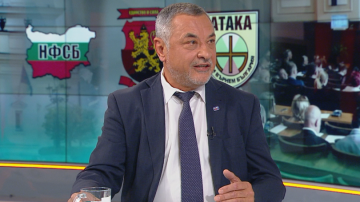 В. Симеонов: Имаме сериозни проблеми, парламентарната група не работи