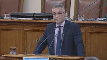 Жаблянов не вижда причина да подава оставка като зам.-председател на парламента
