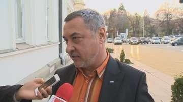 Валери Симеонов и Волен Сидеров са разговаряли за президентските избори
