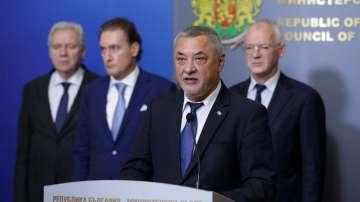 Симеонов: Когато политическият съвет реши и поиска оставката ми - ще я подам
