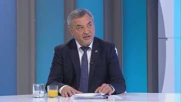Валери Симеонов: Призовавам НС  да отхвърли оставката на Делян Добрев