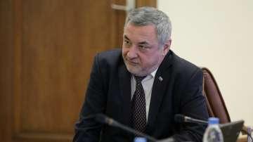 Валери Симеонов ще проведе срещи с ръководствата на парламентарните групи