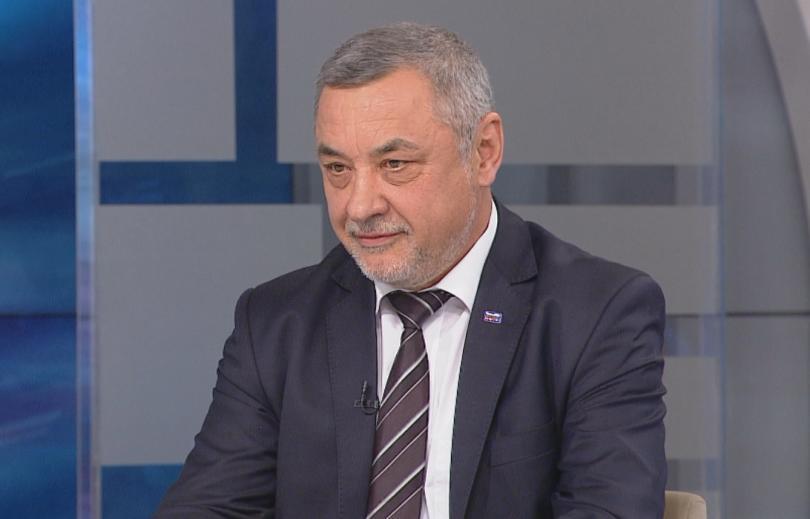 Валери Симеонов е номиниран за водач на евролиста