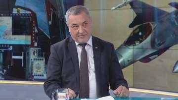 Симеонов за F-16: Позорно е да промениш условията, за да угодиш на един кандидат