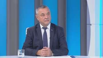 Валери Симеонов: Лекарите от ТЕЛК ще бъдат избирани на случаен принцип
