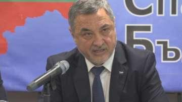 Валери Симеонов обвини ГЕРБ и БСП, че са му откраднали програмата