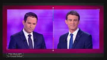 Френските кандидати за президент на социалистите организираха митинги