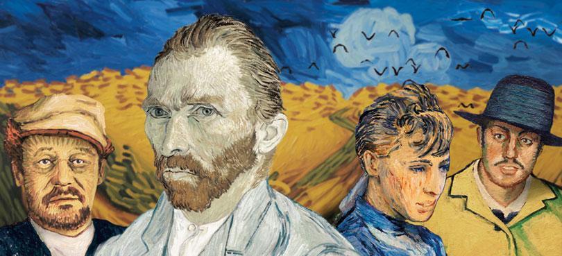 Картините на Ван Гог оживяха