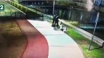 Вандали изпочупиха инфраструктура в парк