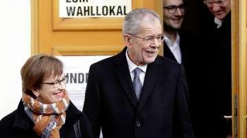 Ван дер Белен печели президентските избори в Австрия