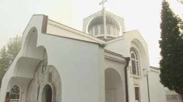 Отбелязват се 25 години от построяването на храм Света Петка в Рупите