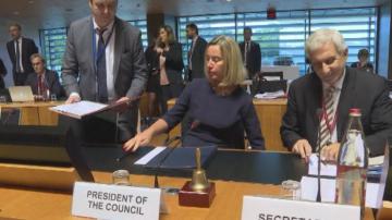Външните министри от ЕС призоваха да се спрат доставките на оръжие към Турция