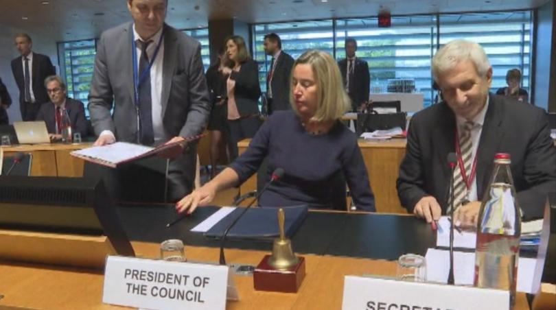 Европейският съюз осъди военните действия на Турция в Северна Сирия