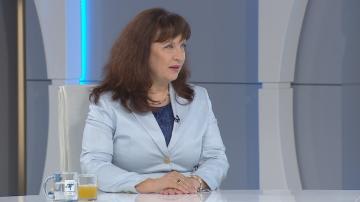Ваня Кастрева: Нека децата приемат малките матури като състезание