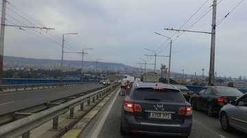 Ад на Аспаруховия мост във Варна!