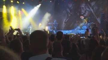 Хиляди дойдоха във Варна за рок фестивала