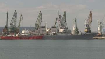 Желязков: Търсим консенсус за развитието на пристанище Варна