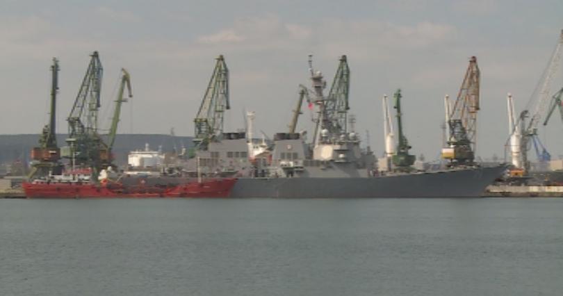 Развитието на Варна-Запад като инфраструктура за контейнерен и фериботен терминал
