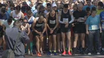 1030 атлети от 36 държави участваха в Маратон Варна