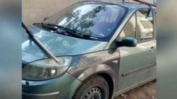 Кирки забити в колата на кандидат за ректор на Техническия университет във Варна