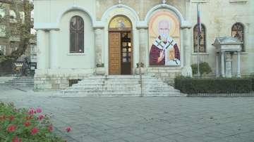 Никулден е празник на единствения морски храм в България