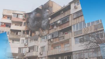 Обявиха за издирване мъжа, живял във взривения апартамент във Варна