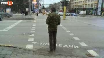 Акция срещу неправилно пресичащите минувачи във Варна