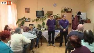 Студенти от Варна помагат на възрастни хора срещу телефонните измами