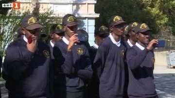 39 студенти от Ангола учат във Висшето военноморско училище във Варна