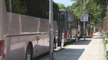 Пияният шофьор на ученически автобус във Варна имал множество нарушения на пътя