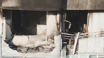 Молебен за пострадалите при взрива в блок във Варна