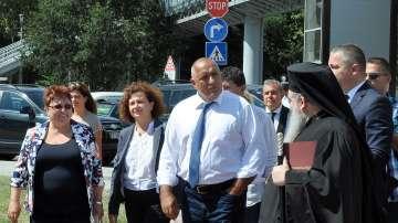 Бойко Борисов: Ефектът от акцията по пътищата към морето тепърва ще се усети