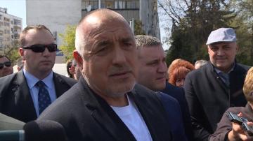 """Премиерът Борисов инспектира новоизградения бул. """"Васил Левски"""" във Варна"""