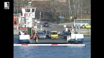 Фериботът в Белослав ще работи през цялата нощ на Нова година