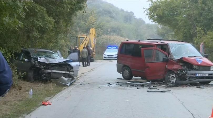 64-годишна жена загина в тежка катастрофа на пътя от Белослав