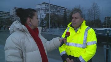 След като кола падна в изкоп: Обезопасени ли са пътните строежи във Варна?