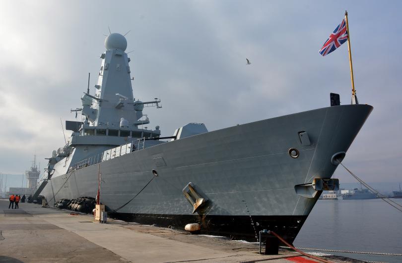 снимка 3 Група патрулни кораби на НАТО акостира във Варна (СНИМКИ)