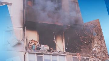 Лични мотиви са сред възможните причини за взрива в жилищен блок във Варна