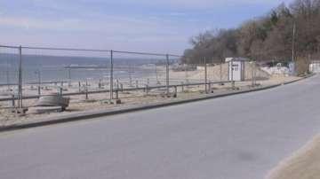 Проверката на плажа във Варна не е констатирала нарушения