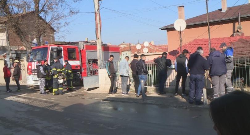 """54-годишен мъж от варненския квартал """"Аспарухово"""" загина при пожар в"""