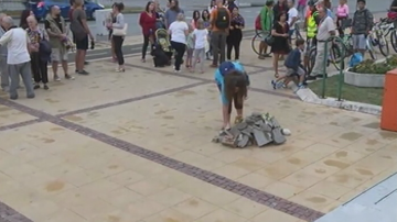 Протести в София и Варна след смъртта на велосипедиста Мартин Чикалов