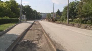 Транспортен хаос във Варна заради ремонти