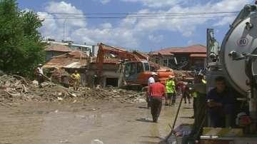 Хората от 4 села по поречието на р. Луда Камчия остават евакуирани